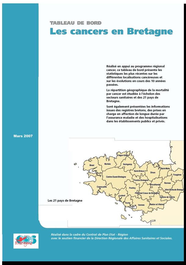 TDB cancers en Bretagne